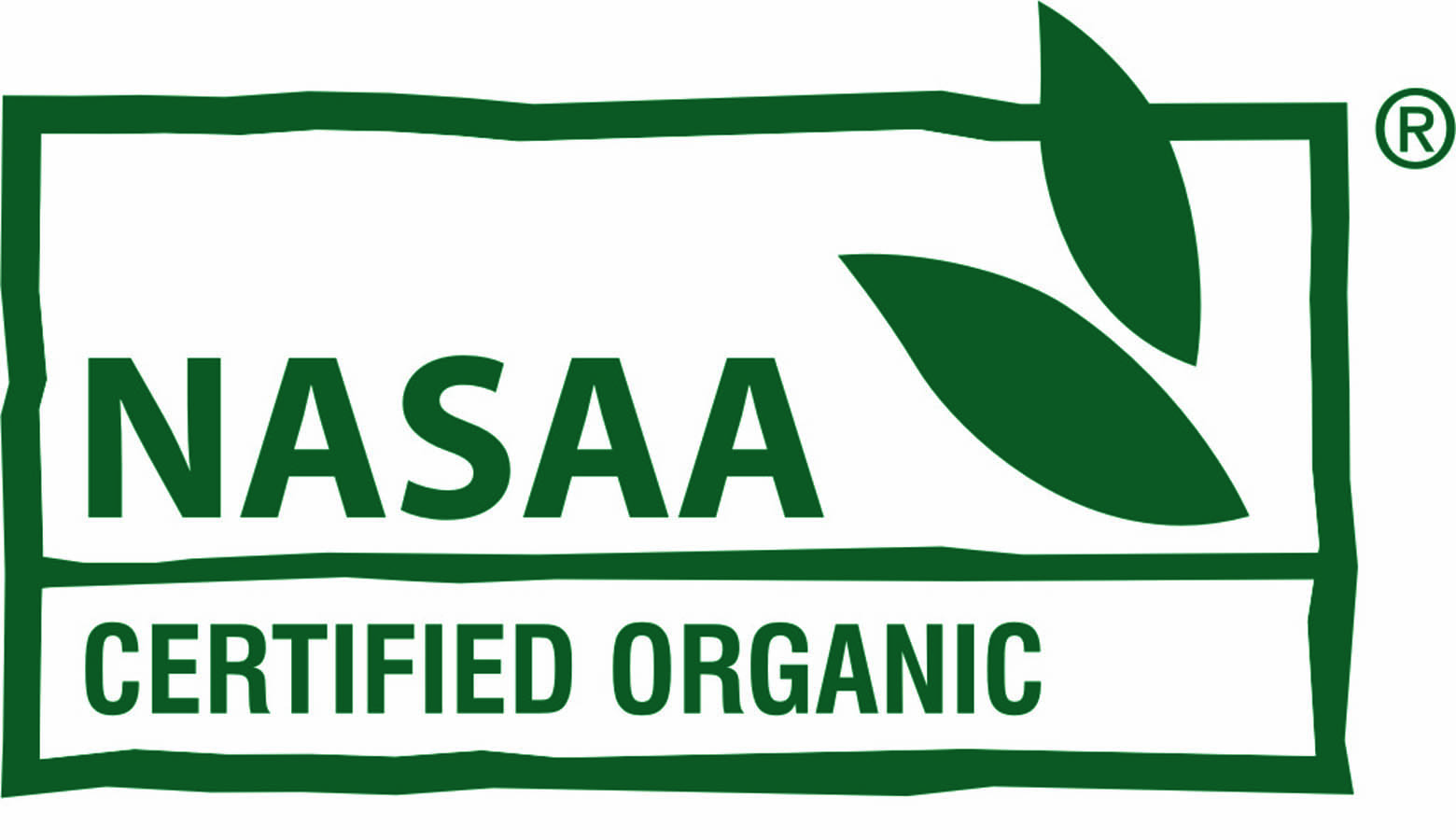 Nasaa Certified Organic Logo
