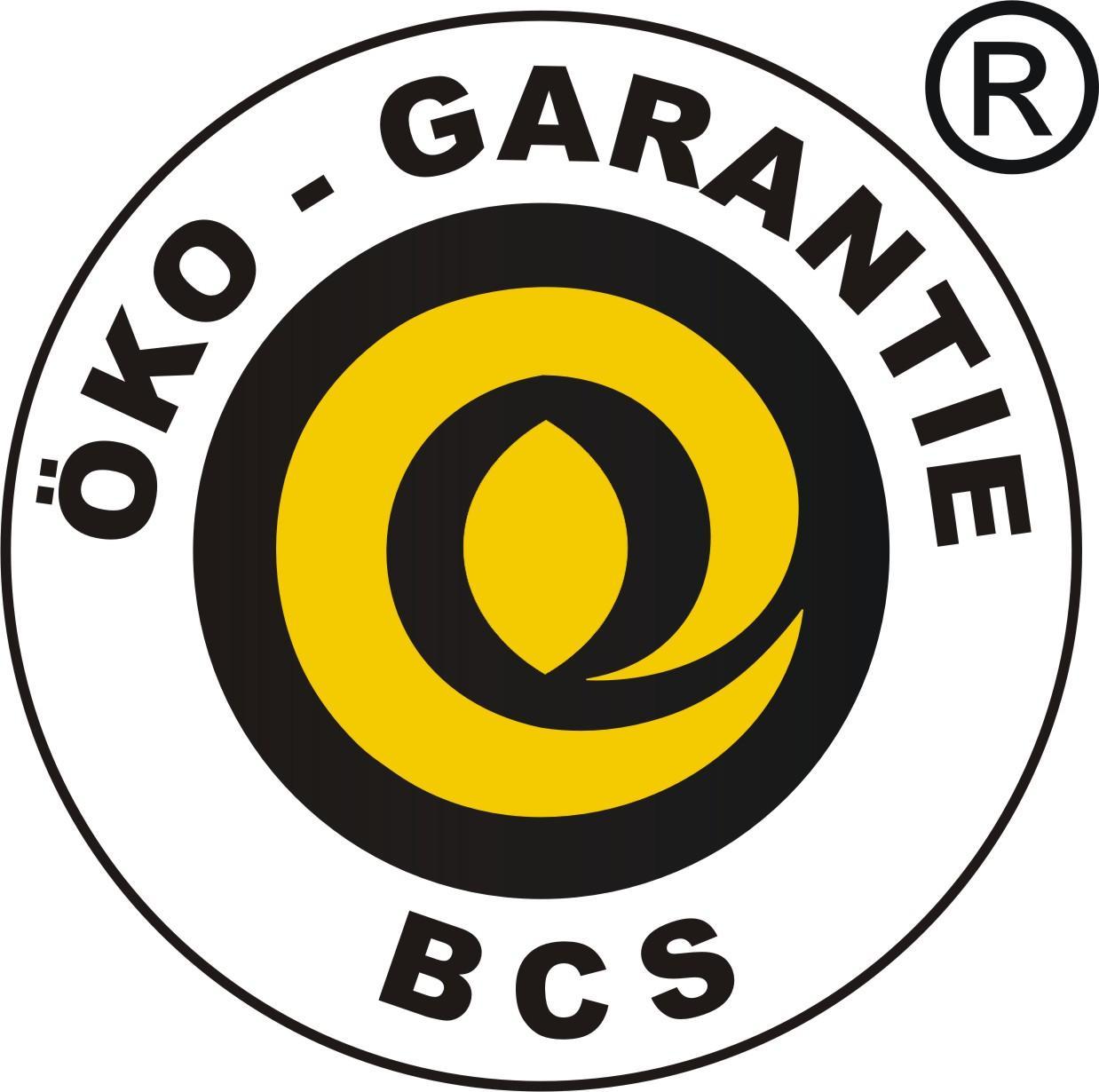BCS Öko-Garantie logo