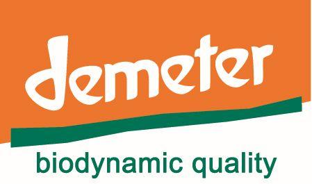 demeter biodynamic logo