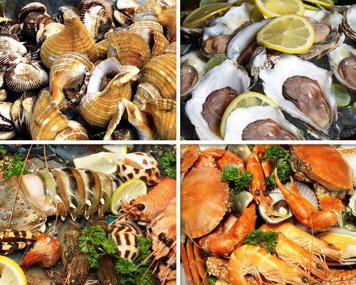 hải sản là sự lựa chọn tuyệt vời đánh tan mệt mỏi, uể oải sau Tết