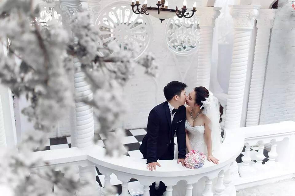 chụp anh cưới đẹp
