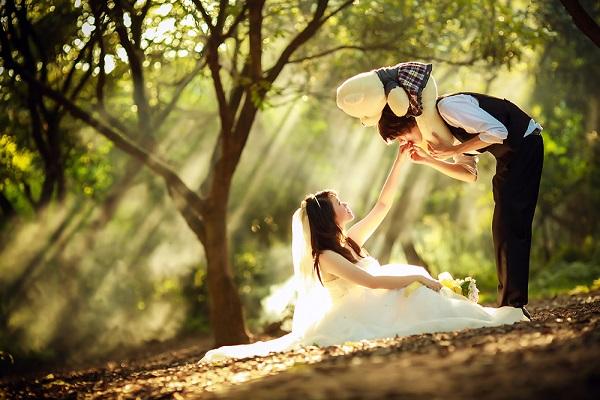 chụp ảnh cưới đẹp ở hà nội