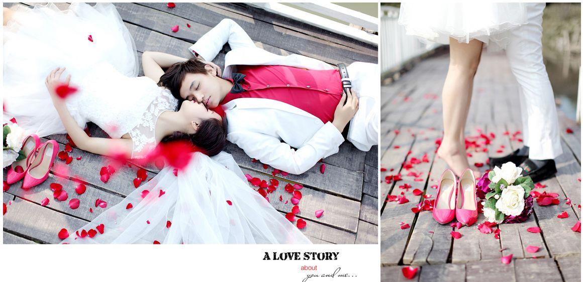 Đôi điều lưu ý về trang điểm hay mắc phải khi chụp ảnh cưới