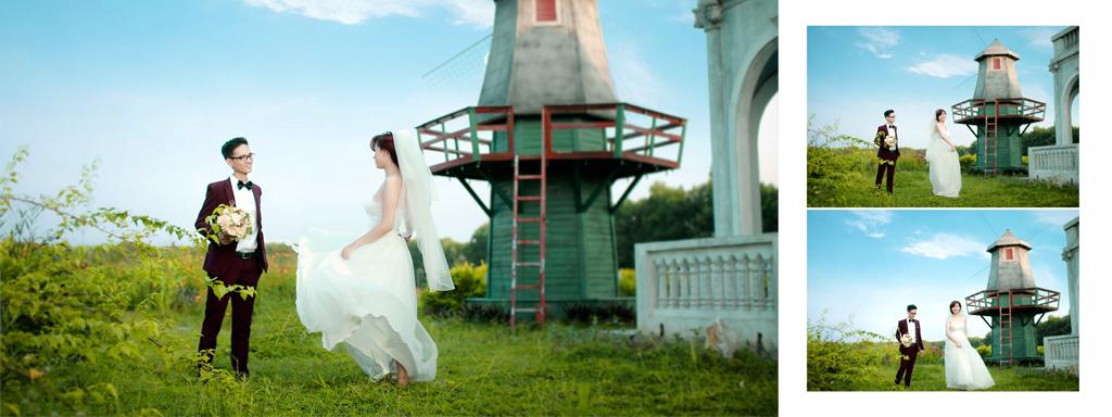 Lựa chọn áo cưới cho cô dâu thấp  2