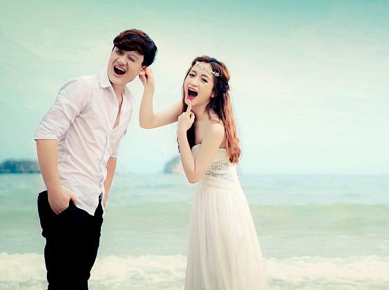 Album ảnh cưới Đức Thành - Hà Mốc | Biển Cát Bà