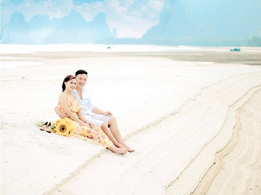 Album ảnh cưới Bảo Ngọc - Lâm Hà | Biển Vân Đồn