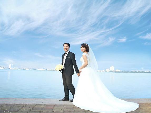 album ảnh cưới Hồng Phúc - Thu Trang | May cafe Hồ Tây