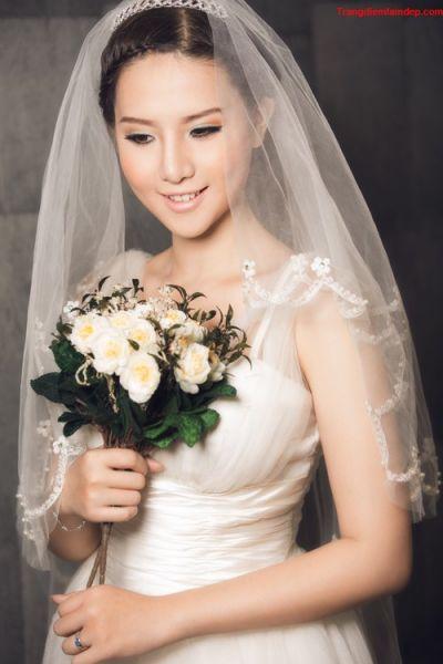 Chọn màu son ưa chuộng trang điểm cưới ở hà nội hiện nay