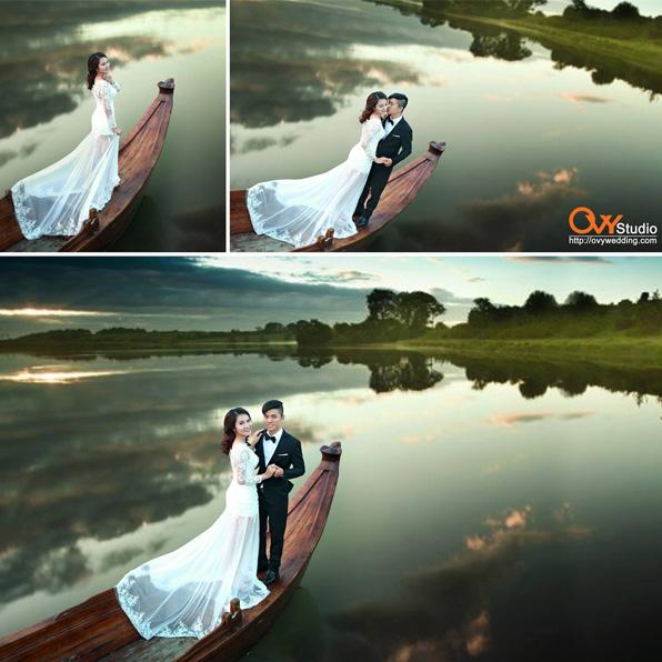 Báo giá chụp ảnh cưới ở Ovy khác gì các studio khác?