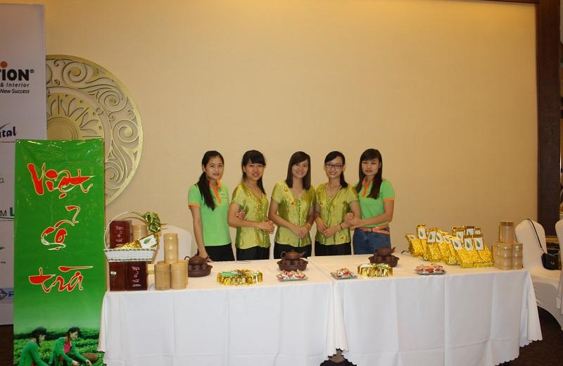 Tuyển nhân viên kinh doanh Việt Cổ Trà
