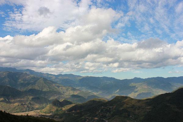 đỉnh Suối Giàng của chè shan tuyết cổ thụ