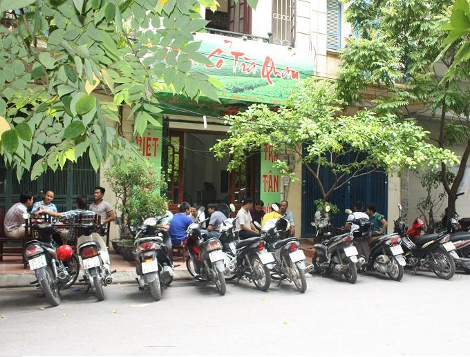 Địa điểm bán trà Thái Nguyên ngon ở Hà Nội