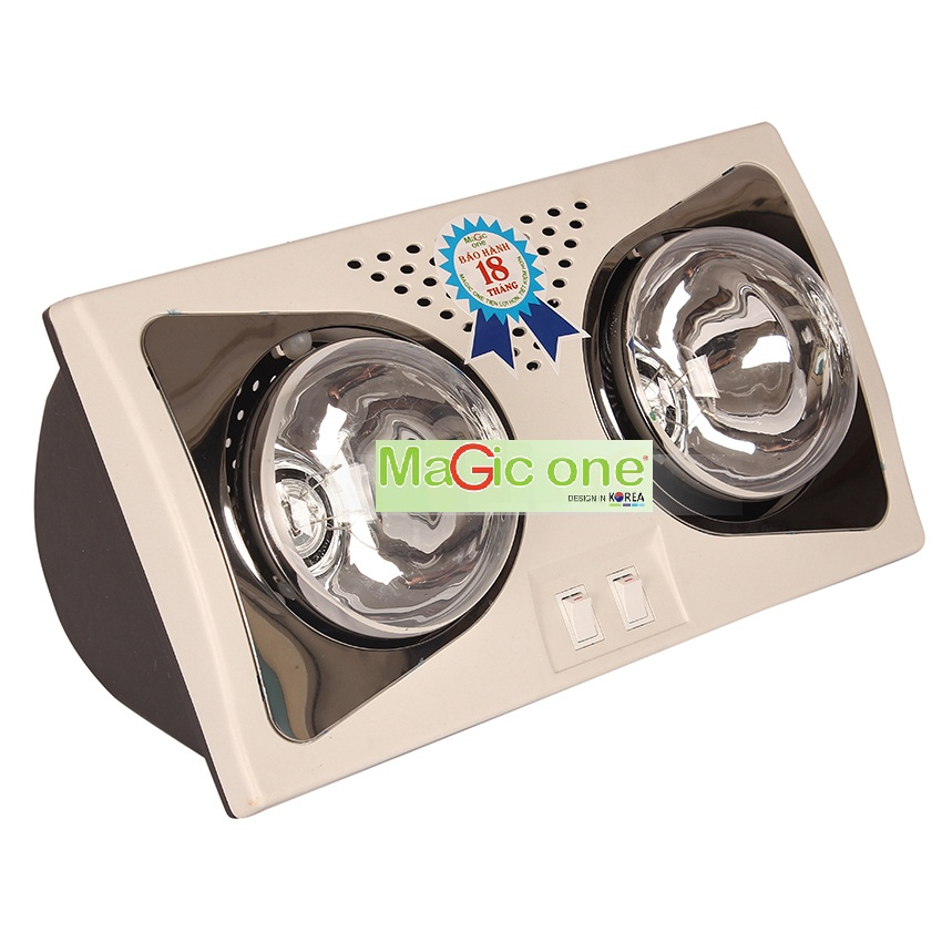 đèn sưởi nhà tắm magic one DT01