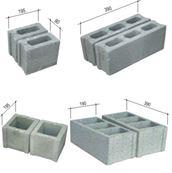 Gạch block xây rỗng