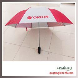 Ô dù quà tặng - Ô gấp 2 tự động 1 chiều Orion