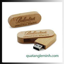 USB quà tặng - USB Gỗ