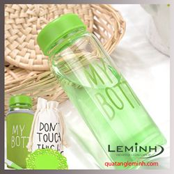 Bình nước My Bottle - Màu xanh lá