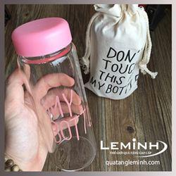 Bình nước My Bottle - Màu hồng