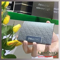 Hộp Namecard da sần cao câp - KH DELLEMC - hàng sẵn 006