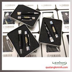 USB qùa tặng - USB bút  5 in 1 khắc logo YAMAHA