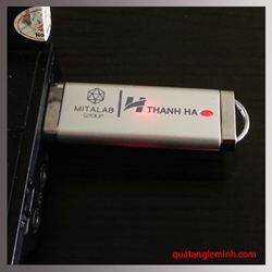 USB quà tặng - USB Kim loai Mitalab
