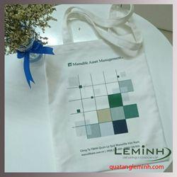 Túi vải bố - túi vải quà tặng 005