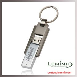 USB quà tặng - USB Kim loại xoay Bigbell