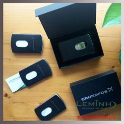 Hộp đựng namecard nắp trượt - KH Grundfos