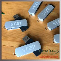 USB Kim loại xoay - KH STEP