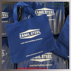 Túi vải bố xách tay - Zamil Steel