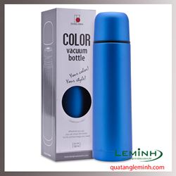 BÌNH GIỮ NHIỆT COLOR BOTTLE - BLUE