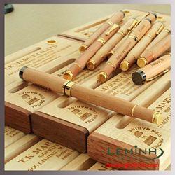 Bộ Bút gỗ quà tặng LM032