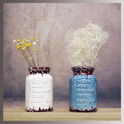 Bình hoa để bàn độc đáo - 011