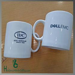 Ly sứ bát tràng in quảng cáo - Kh Dell Emc