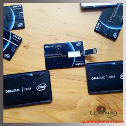 USB Namecard In Logo - KH Dell EMC