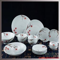 Bộ Bát Ăn Daisy Hồng Mai Sứ Minh Long