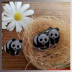 Huy Hiệu Cài Áo Panda - KH Quỹ Quốc Tế Bảo Vệ Thiên Nhiên( WWF)