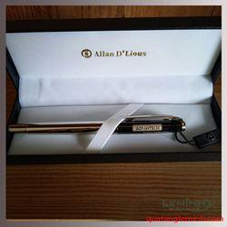 Bút Ký Cao Cấp Allan D'lious - KH Advantech