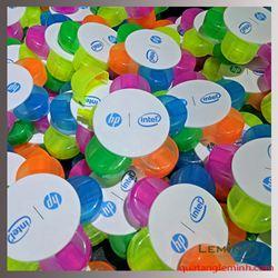 Bút Nhớ Dòng Bông Hoa 5 Cánh In Quảng Cáo - KH HP Intel