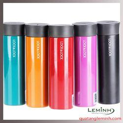 Bình giữ nhiệt Lock&Lock Colorful Tumbler (Rich Color)340ml-màu cam