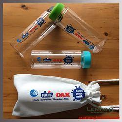 Bình  Đựng Nước Nhựa Mybottle In Logo - KH Pauls Milk