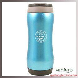 Bình giữ nhiệt Grip Tumbler Lock&Lock 370ml – Màu xanh dương
