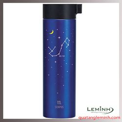 Bình Giữ Nhiệt Horoscope Hổ Cáp Lock&Lock LHC4121SC – Xanh Dương
