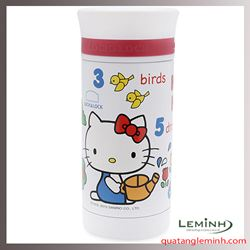 Bình Giữ Nhiệt Lock&Lock Hello Kitty Clever Number HKT350W (200ml)