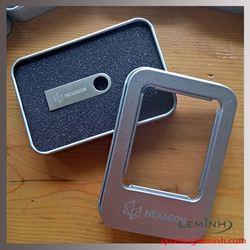 USB KIM LOẠI MINI - KH Hexagon