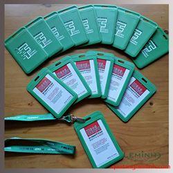 Thẻ Đeo Nhân Viên - KH Giao Hàng Tiết Kiệm
