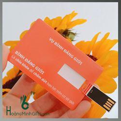USB Thẻ Namecard - Kh Vụ Bình Đẳng Giới