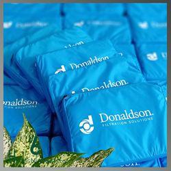 Áo Mưa Quảng Cáo Siêu Nhẹ In Logo - Kh Donaldson