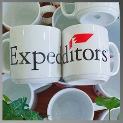 Ly Sứ Bát Tràng In Logo - Kh Expeditors