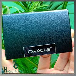 Hộp Namecard Cao Cấp Khắc Logo - Kh Oracle